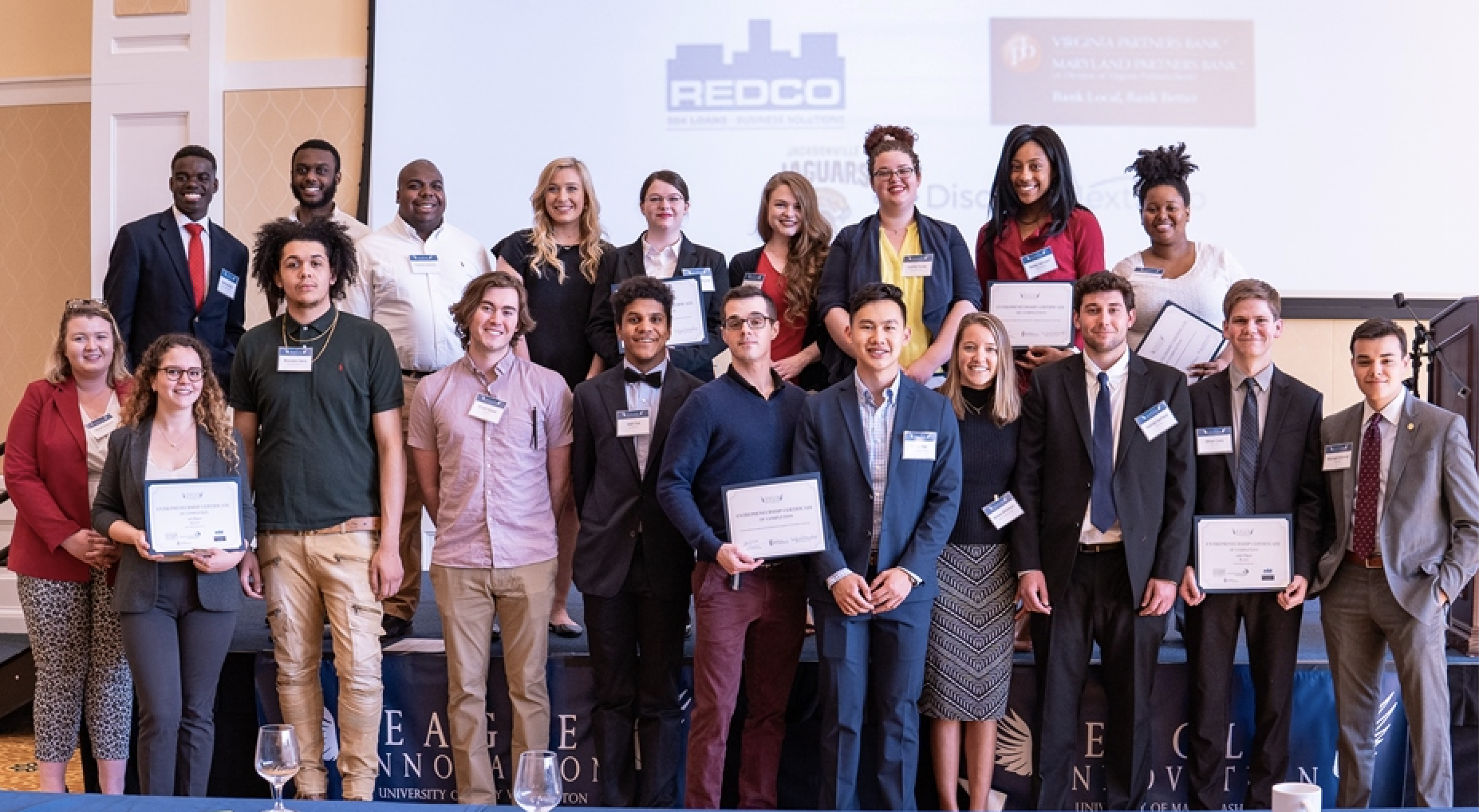 Eagle Innovation Competition at UMW Awards $3,500 to student entrepreneurs
