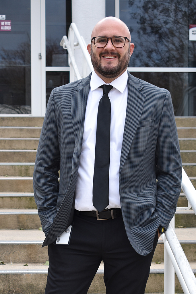 Stafford EDT welcomes new Business Development Officer, Josh Summits